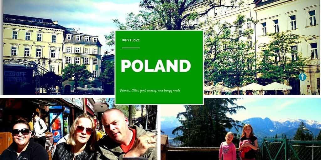 Why I love Poland.