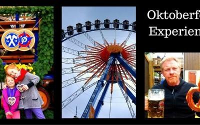 The Oktoberfest experience as a couple & family