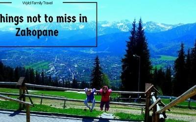 5 things not miss in Zakopane Poland