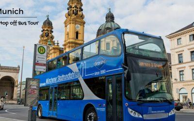 The Munich hop on hop off City tour
