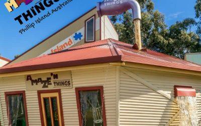 Amaze N Things magic on Phillip Island