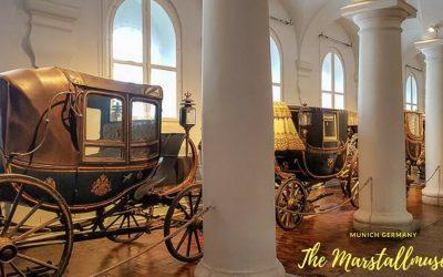 The Marstall Munich – Fairytale Royal Vehicles