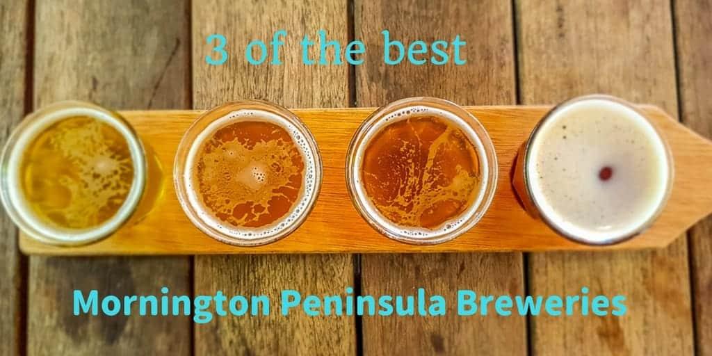 Our Mornington Peninsula brewery tour