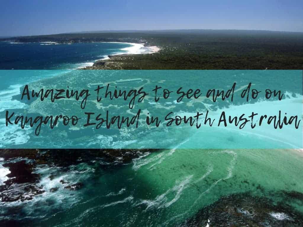 Have you heard of Kangaroo Island?