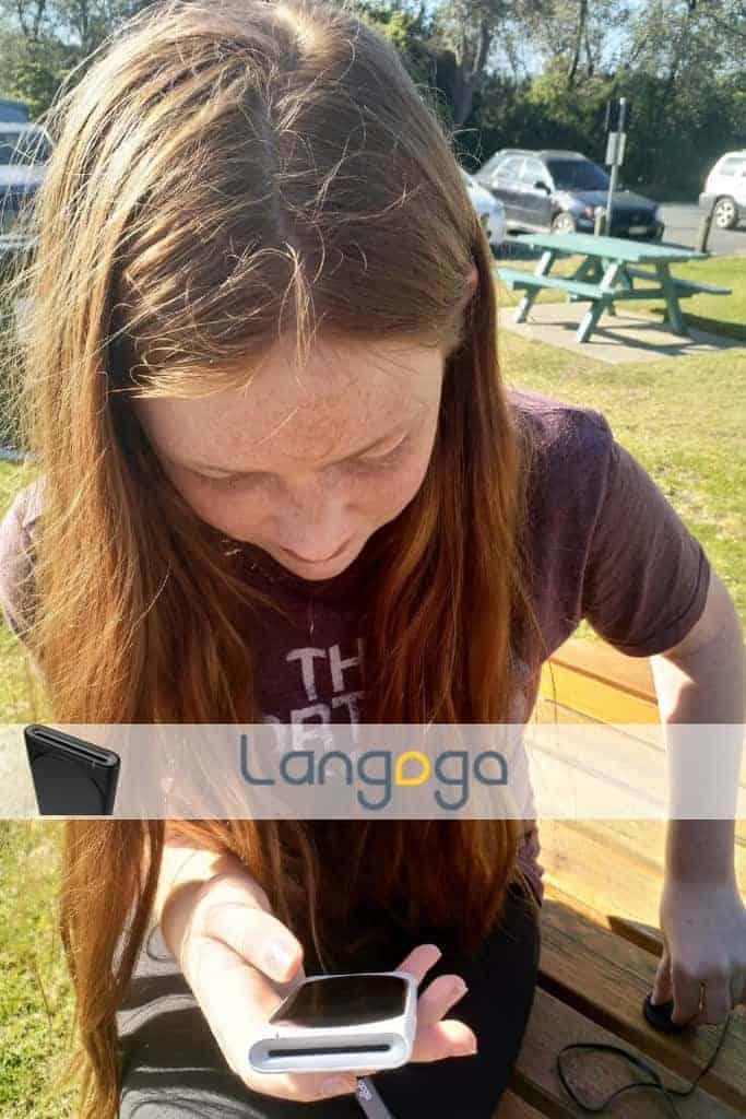 The Langogo may be the Ultimate travel translator | Language Translator Device | Language Translator | Electronic Translator | English to Chinese translation | English to Spanish words | travel translator | #travel #translator # langogo #AI #